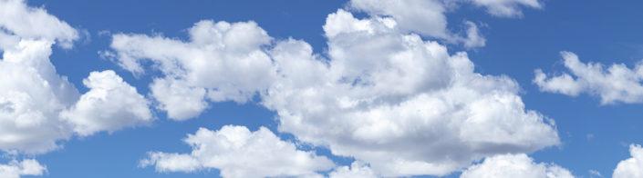 Graceful clouds